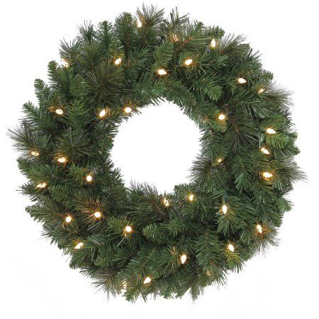 Douglas Fir Pre Lit Christmas Tree