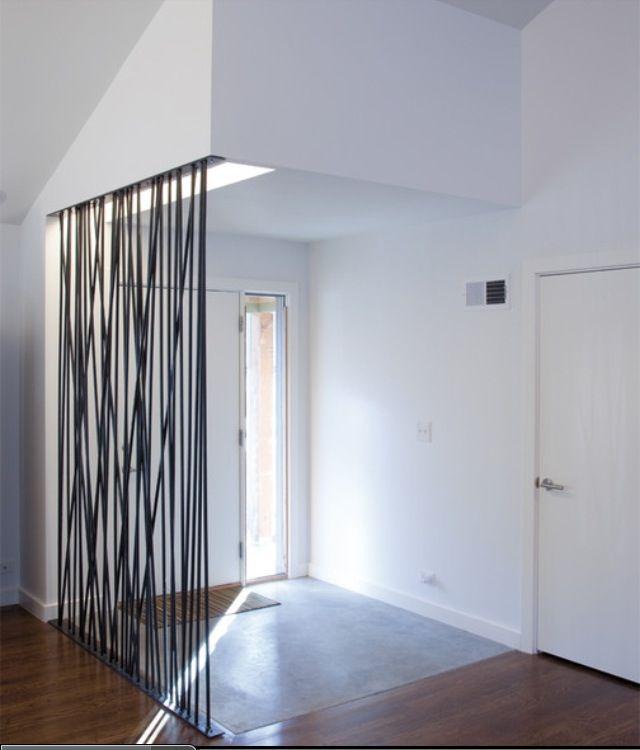 Иногда стена слишком радикальное решение для зонирования помещения. А вот легкая перегородка является как раз той полумерой при которой пространство вроде не…