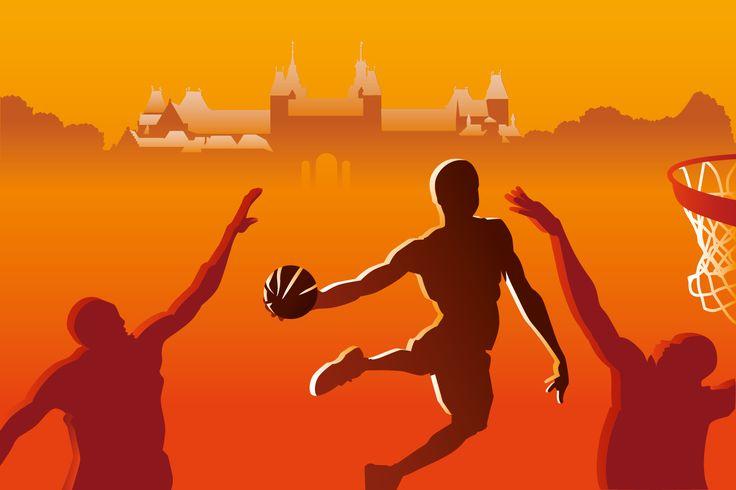 De Nederlandse Basketball Bond, TIG Sports en House of Sports organiserenin 2017 de Europese kampioenschappen 3x3 basketball in Amsterdam.In opdracht van deze partijen en volgens de richtlijnen van wereldbasketbalbond FIBA en gemeente Amsterdam ontwikkelde GreatMatch het logo voor dit grote evenement.  Tijdens de Urban Sports Week in Amsterdam zal op het Museumplein een stadion staan waarin