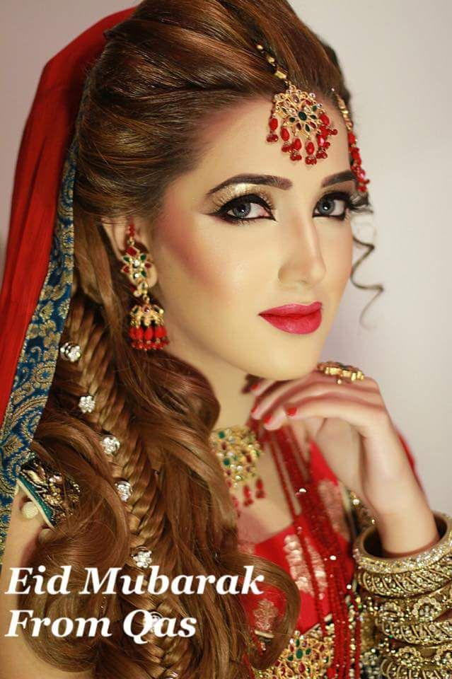 Makeup By Qas Of Kashish Model Makeup Pinterest