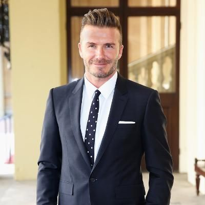 Buzzing: See All of the Heartfelt Tattoos David Beckham Has on His Body to Honor His Family #fashion