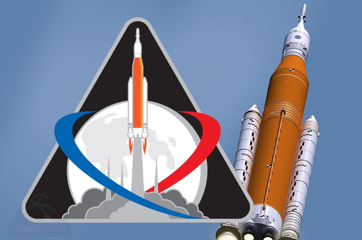 Exploration Mission 1, the maiden flight of NASA's new heavy-lift rocket the Space Launch System, now has a mission patch.