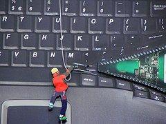 Migawka, Reklama, Komputer, Internet