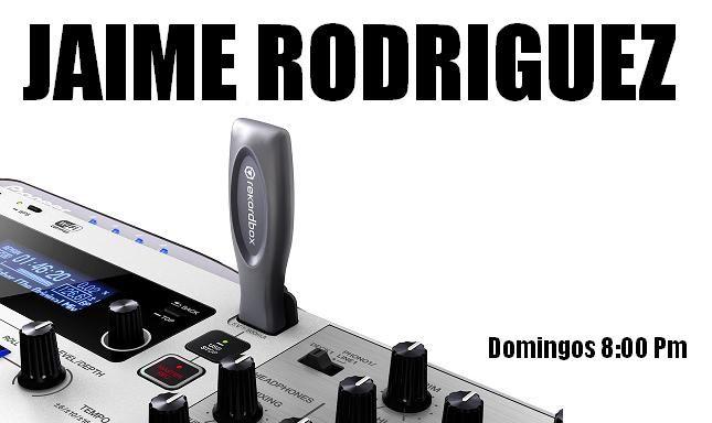 Jaime Rodriguez DOMINGOS 8 Pm EN LA BASICA www.radiotuciudad.com
