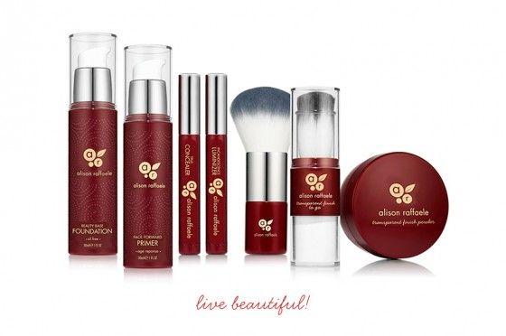 alison raffaele cosmetics
