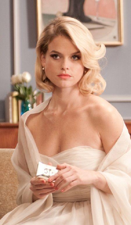 "British Actress Alice Eve (Star Trek Into Darkness) as ""Carole"" in the Stella Artois 2012 Worldwide Holiday Season Campaign."