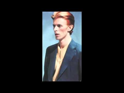 """David Bowie covers """"Love Will Tear Us Apart"""" by Joy Division 
