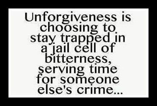 Truth! Always forgive!