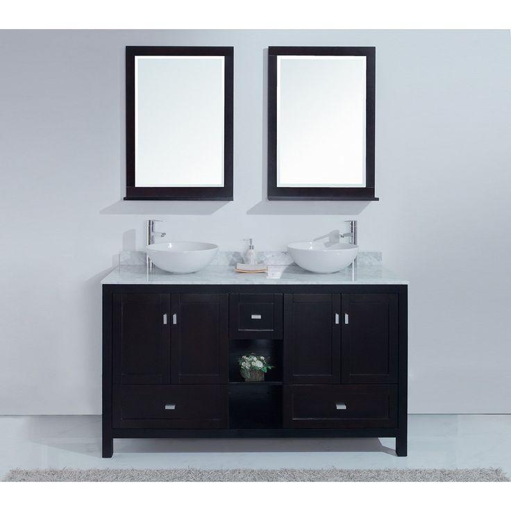 15 best Black Bathroom Vanities images on Pinterest | Black ...