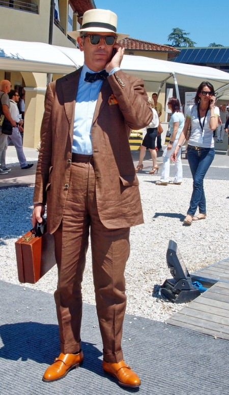 Men's Summer Outfits & Hot Weather Classic Style Suit Ideas