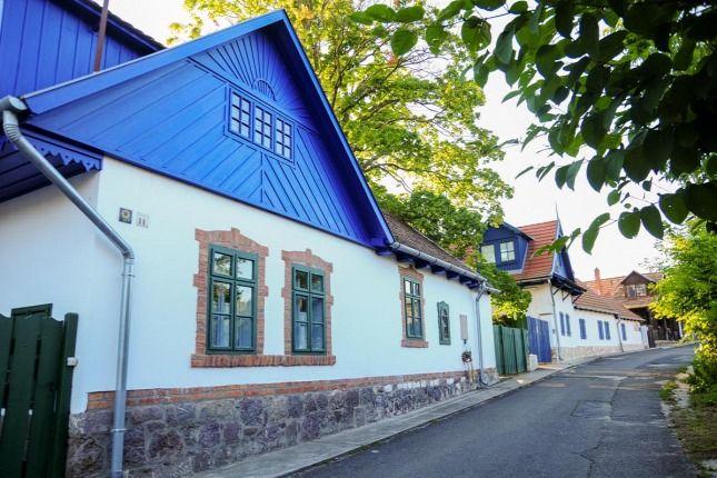 Az egyik legszebb magyar falu mindenkit elvarázsol, Zebegény