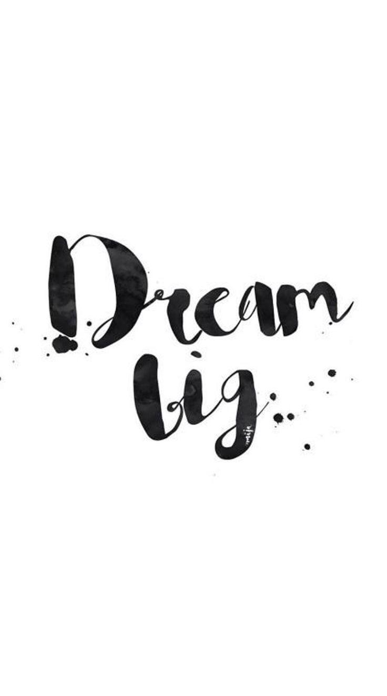Motivational quotes dream quotes dream big quotes action quotes - Dream Big Motivation Printable Quote