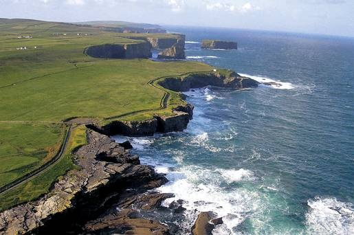 Have you traveled to the end of Europe in Loop head, County Clare, Ireland? www.irelandinsiderguide.com