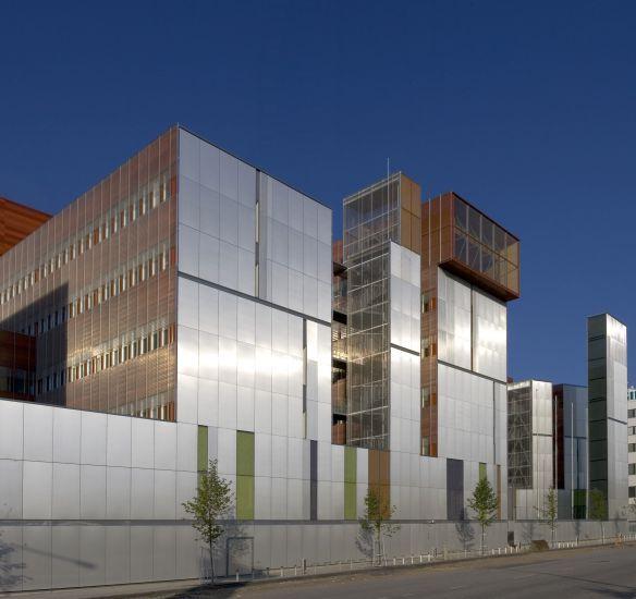 ICT Building | Turku, Finland | LAHDELMA & MAHLAMÄKI ARCHITECTS