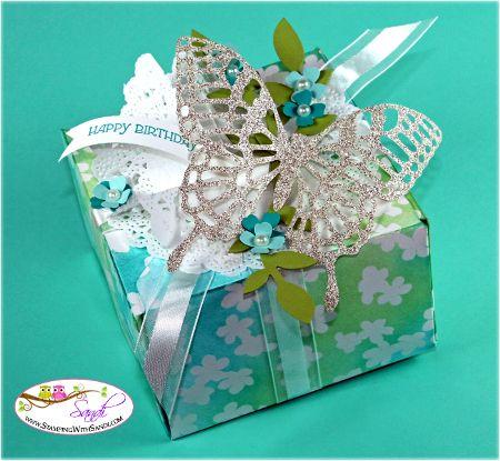Large Butterfly Box by sandi @ www.stampingwithsandi.com
