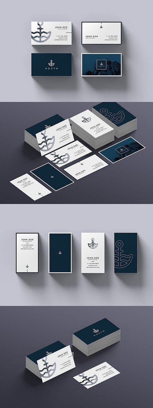 8 Business Card Templates Logo 12 Mockup Scenes Businesscard Design Temp Photography Business Cards Template Business Card Design Unique Business Cards