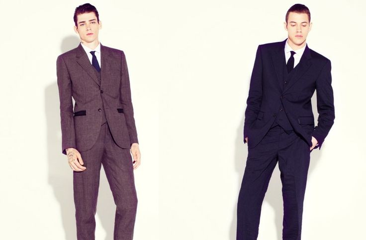 Sharp suits for Groom and groomsmen-no fucking patterned waistcoats and shiny cravats for the love of god