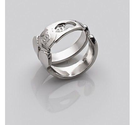 Δαχτυλίδι πένσα της TOOLS by xatziiordanou #ring #pliers #silver #man