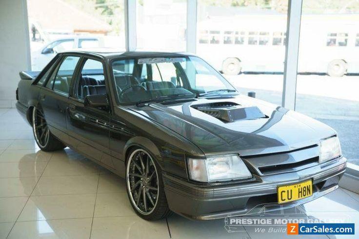 1985 Holden Commodore VK SL Grey Automatic 3sp A Sedan #holden #commodore #forsale #australia