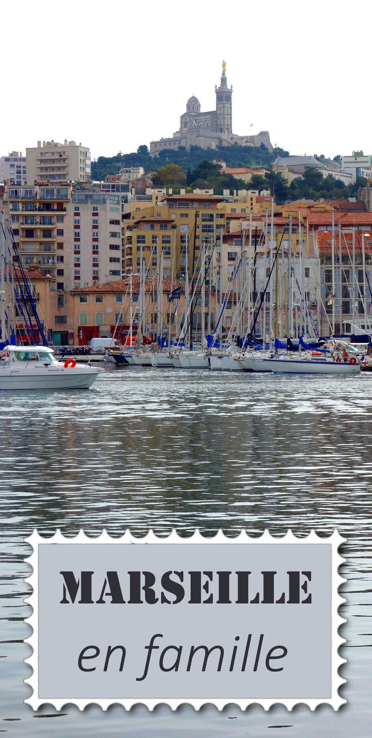 Tous nos articles sur notre week-end de 3 jours en famille à Marseille