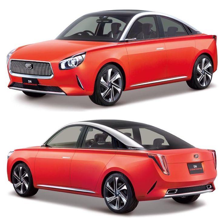 "(@cardesignworld) na Instagramie: "" Daihatsu DN Compagna Concept for Tokyo Motor Show #cardesign #car #design #daihatsu"""