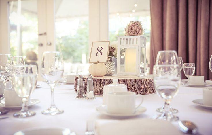 Autumn table settings at Berkeley Fieldhouse | Vintage style wedding photography | www.newvintagemedia.ca | Berkeley Fieldhouse