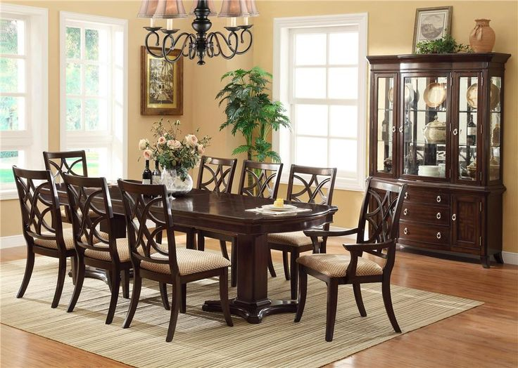 122 best images about Dining Room Styles on Pinterest | Hooker ...