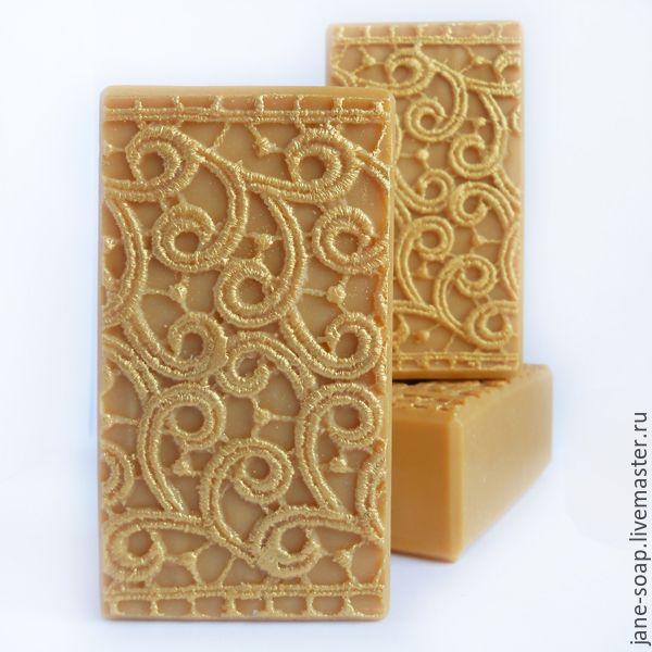 Lanolin soap (beautiful lace soap)