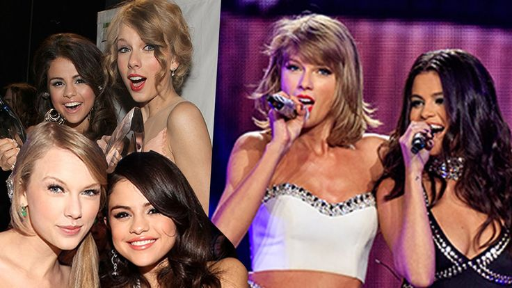 8 Cutest Taylena BFF Moments