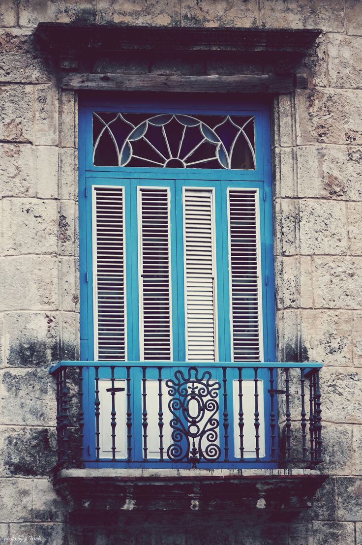 Window,Havana Cuba 2015
