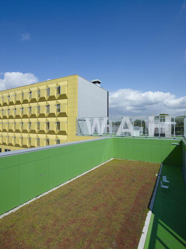 Nieuwbouw psychiatrisch ziekenhuis - MVR Bouwmanagement