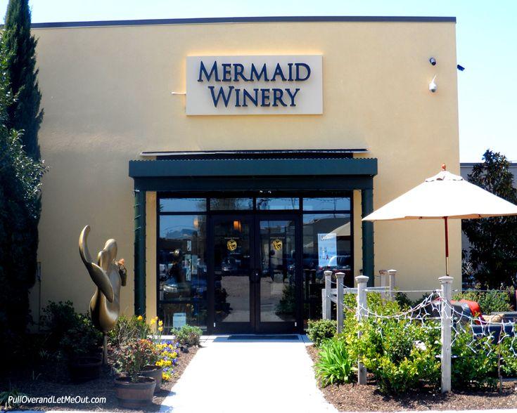 Mermaid-Winery-Norfolk, VA  PullOverandLetMeOut.com