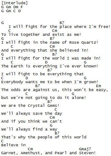 Steven Universe Theme Song (Full Version)http://pastebin.com/aruyRGXc