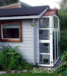 Nuukaska: serra vecchie finestre - Serra da vecchio finestre