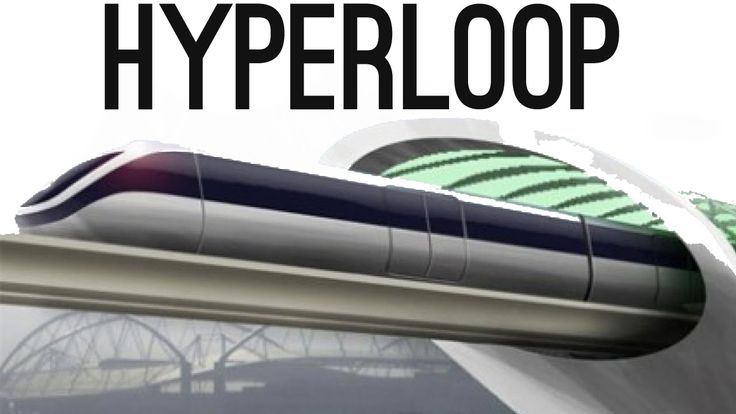 Hyperloop - 1000km/hr Ground Travel!