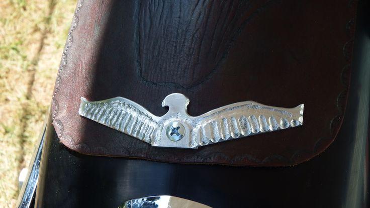 Fender Bib Aero Emblem  (Home-made)