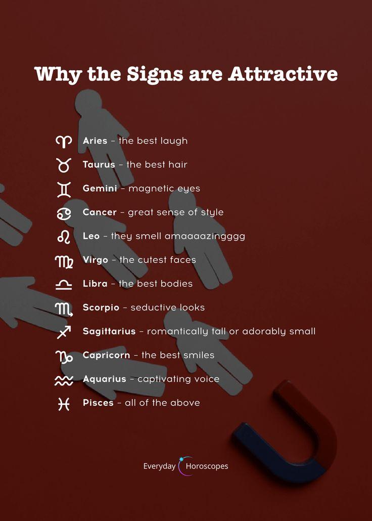 Zodiac Attraction | Zodiac signs pisces, Zodiac signs leo
