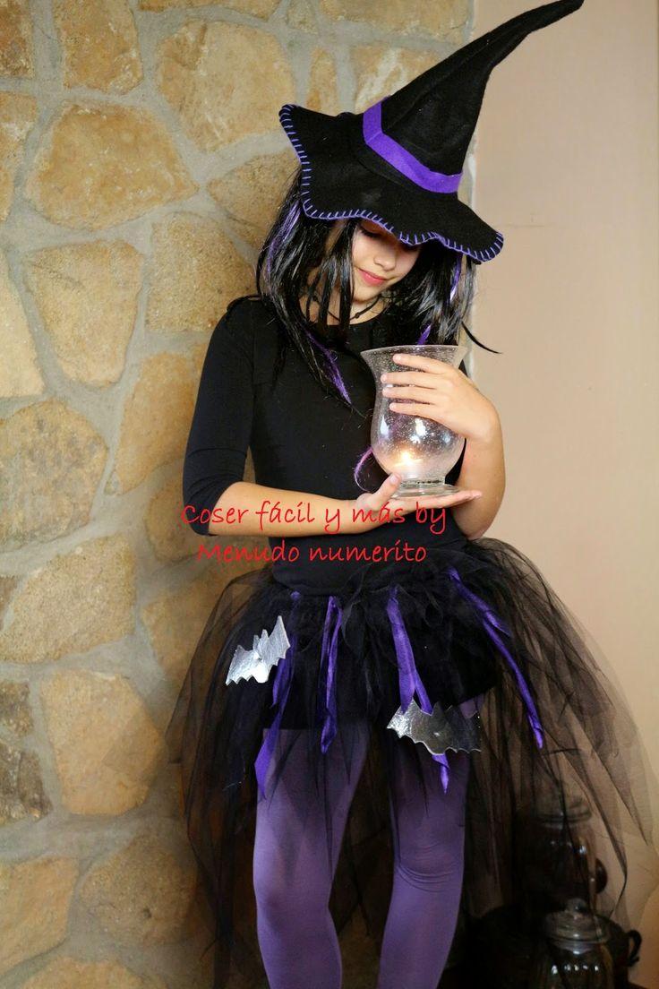 """El blog de """"Coser fácil y más by Menudo numerito"""": Ideas fáciles para Halloween"""