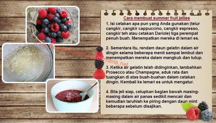 Resep Dessert - Cara Membuat Summer Fruit Jellies  #resep#masakan#sederhana#makanan#penutup#seger#enak#cara#membuat#jeli#berry#buah#  Youtube : http://www.youtube.com/watch?v=xMbXIBbb554  Nb : website (http://ResepMasakanSederhana.net/) kami dalam proses pembuatan :)