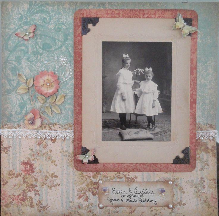 Family Heritage V - Scrapbook.com