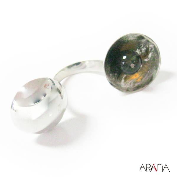 Anillo en Plata 950 Cómpralo en http://www.arana.co/tienda/producto/anillo-maria-sybilla-an3