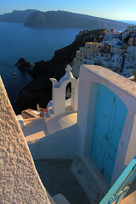 [Santorini, Greece]  ...