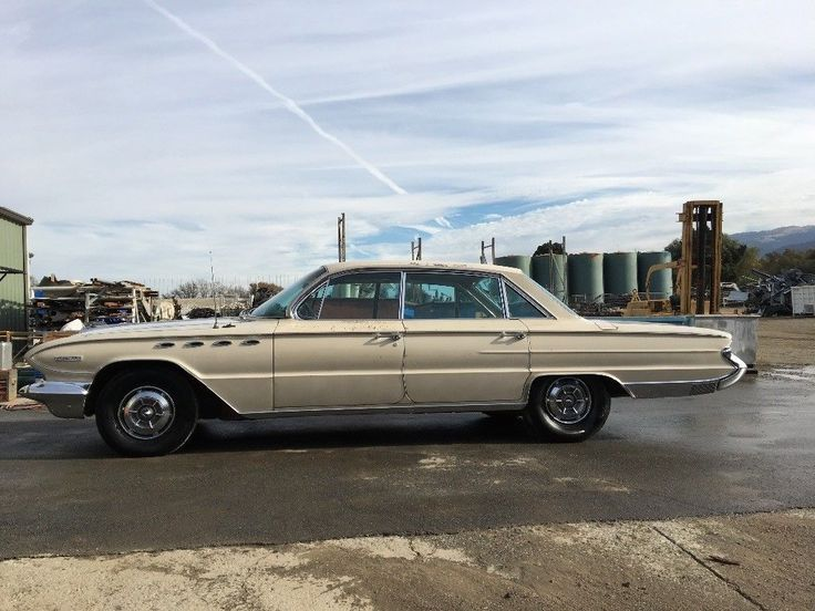 Selling an ALL ORIGINAL 1961 Buick Electra 225. Everything is factory original. Never painted or restored. No rot or rust, only some surface rust. It has a wildcat 445 V-8. It has factory air conditioning, power windows, power seats, power brakes, and power steering. Runs and drives, although it needs a good service and tune up. Perfect candidate for restoration or an all original driver. | eBay!