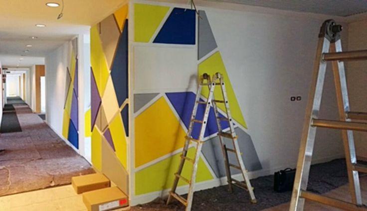 Interior Design_Office Workspace Mylan in Milan by Am4design__work in progress