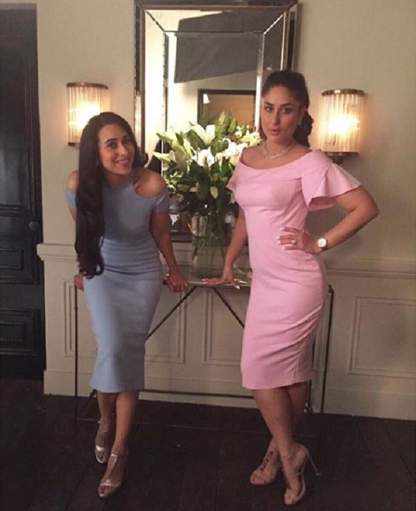 Yay! Sisters Kareena Kapoor Khan and Karisma Kapoor are collaborating for a project and we can't keep cool – view pic #FansnStars