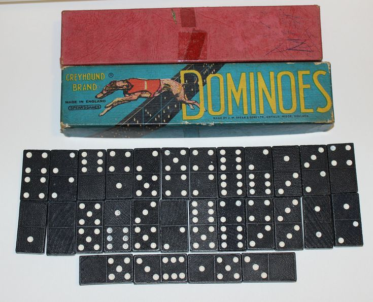 From my #etsy shop: Vintage Greyhound Brand Dominoes Game from Spear's Games | 1960s http://etsy.me/2DhuoCw #toys #vintagegame #vintagedominoes #vintageboardgame #boardgame #dominoes #tabletopgames #curiouscuriosireland