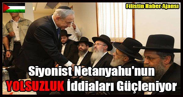 """Başta Maariv ve YediotAhronot gazeteleri olmak üzere, İsrail basınında, """"Netanyahu hakkındaki yolsuzluk iddialarının güçlendiği"""" yorumuyla yer alan haberlere göre, İsrail polisine """"Tanık"""" sıfatıyla ifade veren Yahudi milyarder Poju Zabludowicz,   #israil netanyahu #israil yolsuzluk #netanyahu yolsuzluk #yolsuzluk iddiası"""