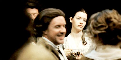 Talulah Riley (Mary Bennet) - Pride & Prejudice (2005) directed by Joe Wright #janeausten