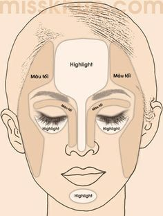 Contouring Round Faces on Pinterest   Round Faces, Contouring and ...