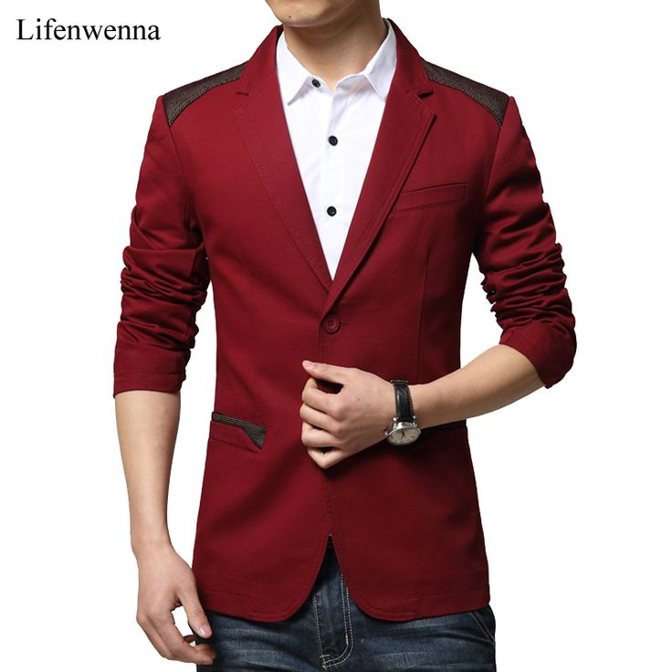 Best 25  Red blazer mens ideas on Pinterest | Mens tailor, Mens ...